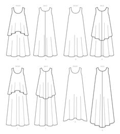 M7776   Misses' Dresses Sewing Pattern   McCall's Patterns