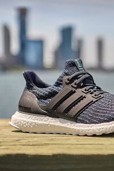 66e97f4c3ee Every second breath we breathe comes from the oceans. Lace into adidas x  Parley Ultraboost