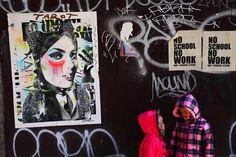 All photos courtesy Brooklyn Street Art's own Jaime Rojo