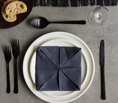 Impress your guests this holiday with these 5 stellar napkin folds — trust us, they'll want a return invite.