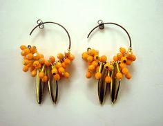 Earrings Pendientes by Mimi Scholer