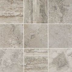 "Bonus Wet Bar Wall Tile Backsplash = Daltile Exquisite EQ12 2""x4"" Mosaic Silverstone"