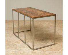 """Gorgeous Century Old Reclaimed Wood """"Shenandoah"""" Desk. $850.00, via Etsy."""