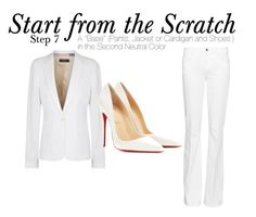 """""""Start from the Scratch - Step 7"""" by ana-amoedo on Polyvore"""