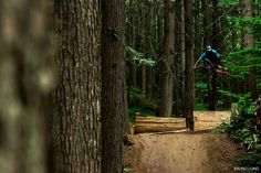 @garettbuehler in Revelstoke BC. #BikeMagPOD by @brunolongphotography. by bikemag