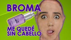 BROMA: ME QUEDE PELONA NOOOO!!!      LOS POLINESIOS BROMAS PLATICA POLIN...