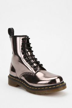 Dr. Martens Patent 1460 Boot!  I'm thinking of Janessa and her Doc Marten days...I can see her in these newer versions!