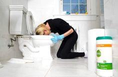 Se o seu vaso sanitário está entupido, então saiba que existem algumas soluções caseiras que podem ajudar você. Confira-as aqui! #banheiro #vasosanitário #casa