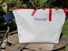 Windward Sailbags Recycled Sail Utility Tote Bag #WindwardSailbags #TotesShoppers