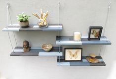 wall shelves industrial shelves floating par designershelving