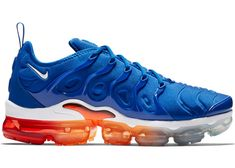 Buy and sell authentic Nike Air VaporMax Plus Game Royal shoes and thousands of other Nike sneakers with price data and release dates. Orange Nike Shoes, Nike Air Shoes, Nike Air Vapormax, Adidas Shoes, Casual Sneakers, Air Max Sneakers, Sneakers Fashion, Sneakers Nike, Custom Sneakers