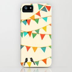 Carnival is coming to town iPhone & iPod Case by Budi Satria Kwan - $35.00