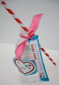 At Second Street: Love Juice Valentines Tutorial