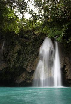 Kawasan Falls, Badian, Cebu, Philippines