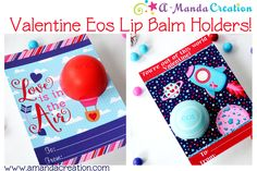 Adorable EOS Valentine's by A-Manda Creation!