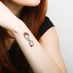 infinity rose. infinity rose