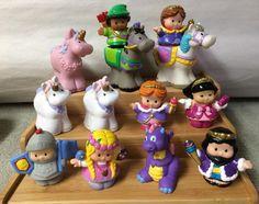 Fisher Price Little People Kingdom Castle Horse Unicorn Robin Hood Knight Lot | Toys & Hobbies, Preschool Toys & Pretend Play, Fisher-Price | eBay!