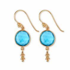 Earrings - Seaside Earrings - Arhaus Jewels