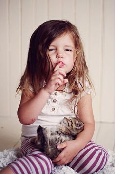 Shhh! joys of childhood