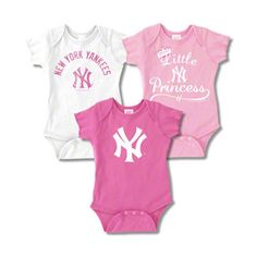 Chicago White Sox Infant Girl's Baby Rib Pink Creeper is available now at FansEdge. Chicago White Sox, Boston Red Sox, Boston Sports, My Baby Girl, Baby Love, Yankees Baby, Paisley, New York Yankees, Ny Mets