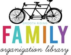 Family Home Organization Planner Free Printables by blanca
