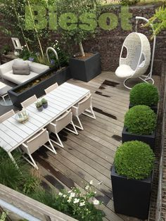 Outdoor Seating, Outdoor Decor, Fireplace Garden, Small Gardens, Outdoor Furniture Sets, Outdoors, Space, House, Design