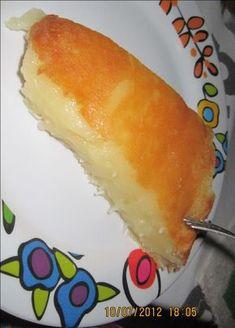 Receita de Receita de Bolo cremoso de mandioca (aipim)