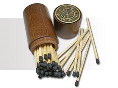 Roller de Cerillas en madera. Modelo Cigar Luxus. Grabado sello metal. 100 uds. $1,852.00 - 1.408,00 Euros