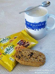 Belvita petit-déjeuner Le Moelleux pépites de chocolat & 5 céréales