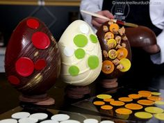Nespresso, Holiday Recipes, Easter, Sweet, Philippe, Tutorial, Modeling, Foods, Holidays