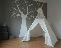 Tipi Teepee tent with Lace! Black Sheep Shop NL!! ?? & Handmade Monochrome Tipi! Made by me (Black Sheep Shop)! | My work ...