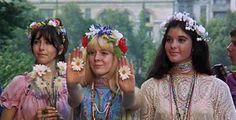 The Monterey Pop Festival from June 16-18 marked the beginning of the Summer of Love, 1967