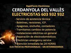 Electricistas #CERDANYOLA DEL VALLÈS 603 932 932 Baratos