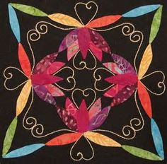 Affairs of the Heart Quilt Blocks