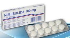 A Nimesulida está indicada para o alivio da dor agudas como dor de ouvido, garganta ou de dente e do...