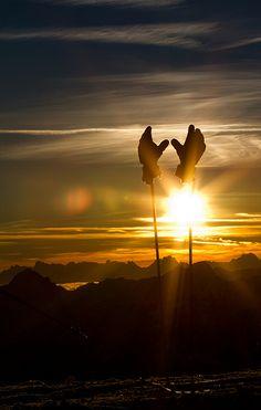 Sunrise, Sölden - Tyrol