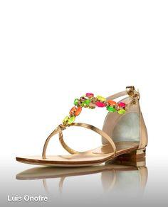 Ayaka Mid Heel BlackGold | Sapatos, Botas e Sapatos femininos