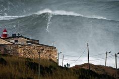 3 NAZARÉ WAVES NOMINEES | Três ondas surfadas na Praia do Norte são finalistas nos XXL Big Wave Awards | Câmara Municipal da Nazaré