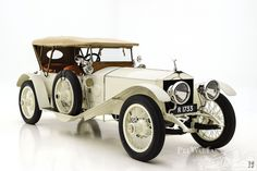 1913 Rolls-Royce Silver Ghost L to E tourer