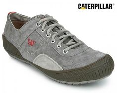 Caterpillar is a brand that a man of the world trusts. These shoes come from a stable of stylish and modern casual shoes fit for the trendy guy.  The neutral grey colour allows you to wear these shoes with jeans, chinos, cords and even shorts. Go for a contrast look with your outfit for the best and most current look.