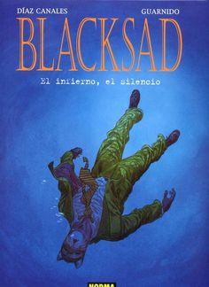 Blacksad, el Infierno, el Silencio, de Juan Díaz Canales y Juanjo Guarnido