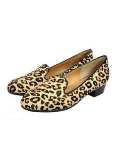 Cattle Pima Hair Full Leather Low Heel Of England Neutral Shoes