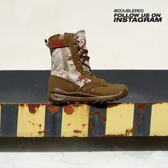 78f31d438b1df #brown #digital #doublered #army #armystyle #armyboots #armyfashion # military #militarystyle #militaryboots #unisex #soldier #offroad  #offroadboots ...