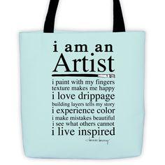 TOTE | i am an Artist