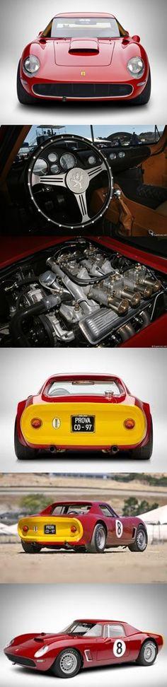 Iso Rivolta Daytona 1965