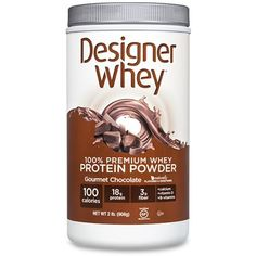 New - Designer Whey Protein Powder Chocolate - 2 lbs * You can get additional details at the image link. (This is an affiliate link) #SportsNutrition