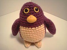 Ravelry: Mia Penguin Ami'Pal Amigurumi Stuffed Toy pattern by Mary Walker