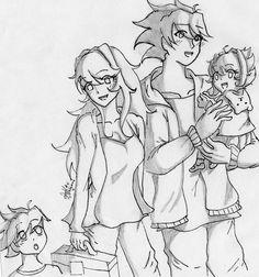 Family by Hanny-san on DeviantArt