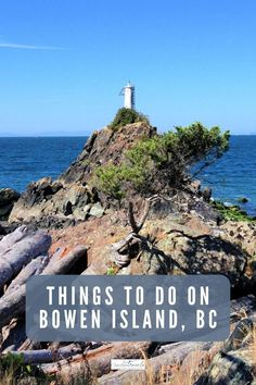 Tips to plan and enjoy a fun family day trip to this bucolic island just a 20 minute ferry ride from Vancouver. Sharing a guide to the many things to do on Bowen Island, British Columbia. Columbia Travel, Canada Travel, British Columbia, Vancouver Travel, Toronto Travel, Best Family Vacations, Family Travel, West Coast Cities, Bowen Island