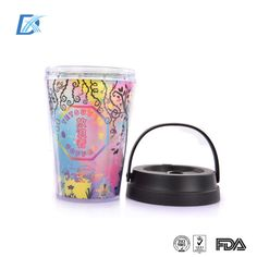 Custom Design Plastic Coffee Cup With Lid is best for you, when you wanted to keep the costs down, but still appear somewhat classy.Dongguan Dexuan® Plastic Hardware Products Co., Ltd.'s Wholesale Custom Design Plastic Coffee Cup With Lid is 100% of PS / PP(polypropylene) raw materials, production of food-grade particles, without any industrial material or recycled